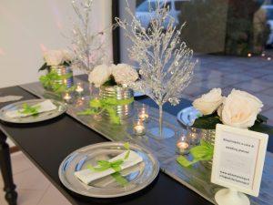 Allestimento tavolo matrimonio wedding planner