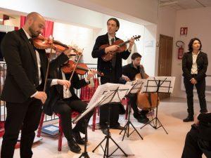 Quartetto archi per musica matrimonio